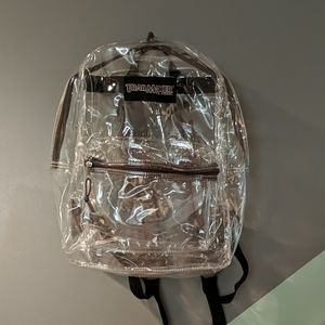 Trailmaker Classic Clear Backpack